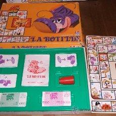 Juegos de mesa: JUEGO DE MESA LA BOTILDE. Lote 35696917