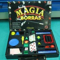 Juegos de mesa: JUEGO DE MAGIA BORRAS CLASSIC 1989. INCOMPLETO. Lote 35712208