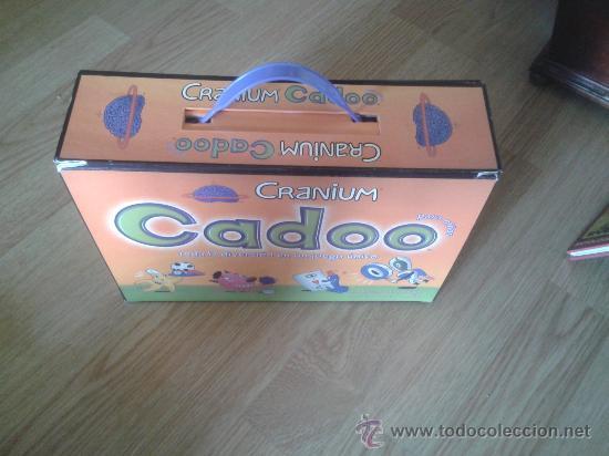 CADOO (CRANIUM) (Juguetes - Juegos - Juegos de Mesa)