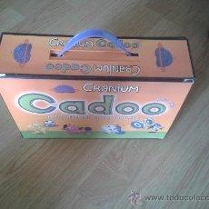 Juegos de mesa: CADOO (CRANIUM). Lote 35826492