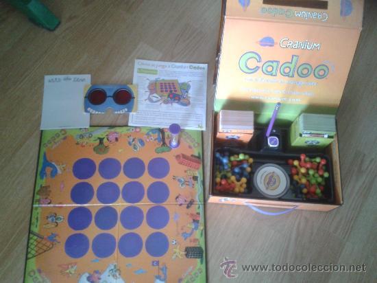 Juegos de mesa: CADOO (CRANIUM) - Foto 3 - 35826492