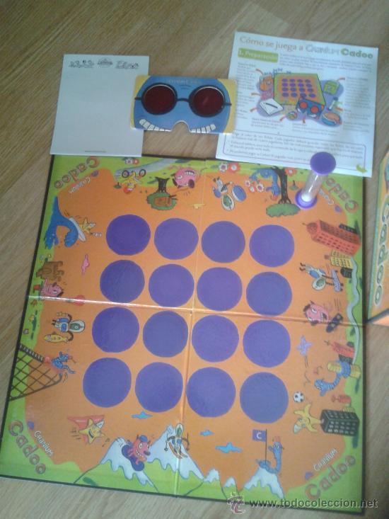 Juegos de mesa: CADOO (CRANIUM) - Foto 4 - 35826492