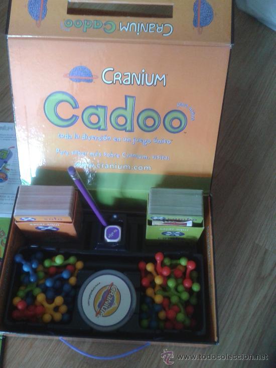 Juegos de mesa: CADOO (CRANIUM) - Foto 5 - 35826492