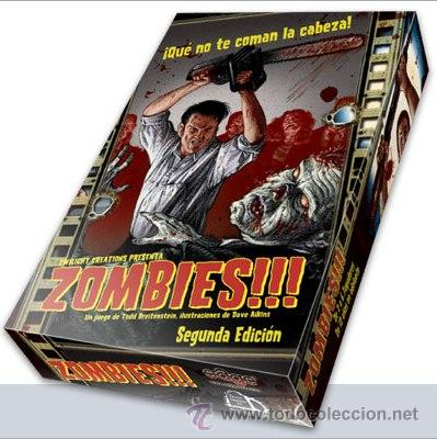 Zombies Juego De Mesa Comprar Juegos De Mesa Antiguos En