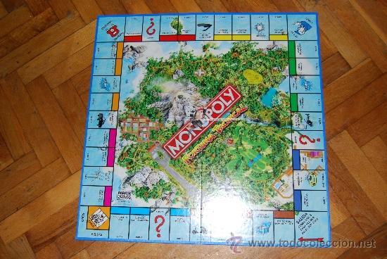 Tablero De Juego Monopoly Fortuna Tropical Comprar Juegos De Mesa