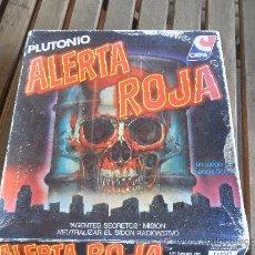 Juegos de mesa: JUEGO ALERTA ROJA DE CEFA. Lote 38884788
