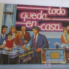 Juegos de mesa: JUEGOS DE MESA JUEGO TODO QUEDA EN CASA, DE MB, EN CAJA. ( GA-12 ) CC. Lote 36120949