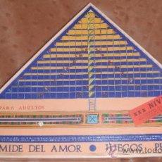 Juegos de mesa: PIRAMIDE DEL AMOR - JUEGOS PROHIBIDOS- NIVEL 2. Lote 36323951