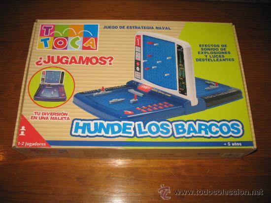 Juego De Mesa Hunde Los Barcos Juguettos Hundir Comprar Juegos De
