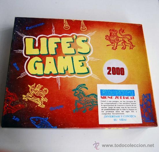 Life S Game 2000 Life Lifes Juego Mesa Predicci Comprar Juegos De