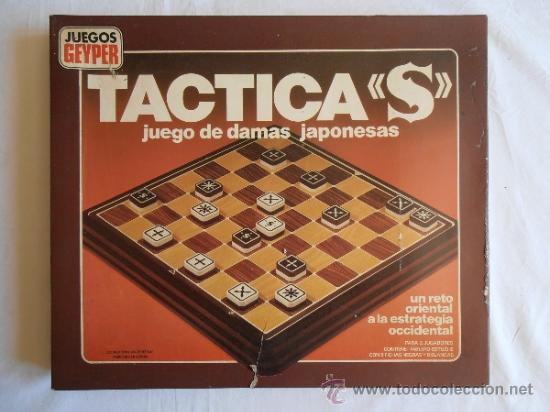 Juego De Mesa Tacticas Juegos Geyper Juego De D Comprar Juegos De