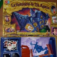 Juegos de mesa: LA HERENCIA DE LA TIA AGATA DE MB JUEGOS 2002 HASBRO COMPLETO. Lote 168209424