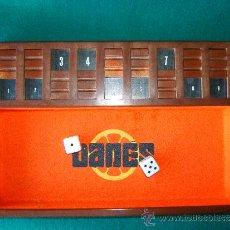 Juegos de mesa: PUNCH - JUEGO DE MESA - FRUTAS DANES - GIRONA - 28X19X3 CM - APASIONANTE JUEGO - DECADA 1970. . Lote 36920321