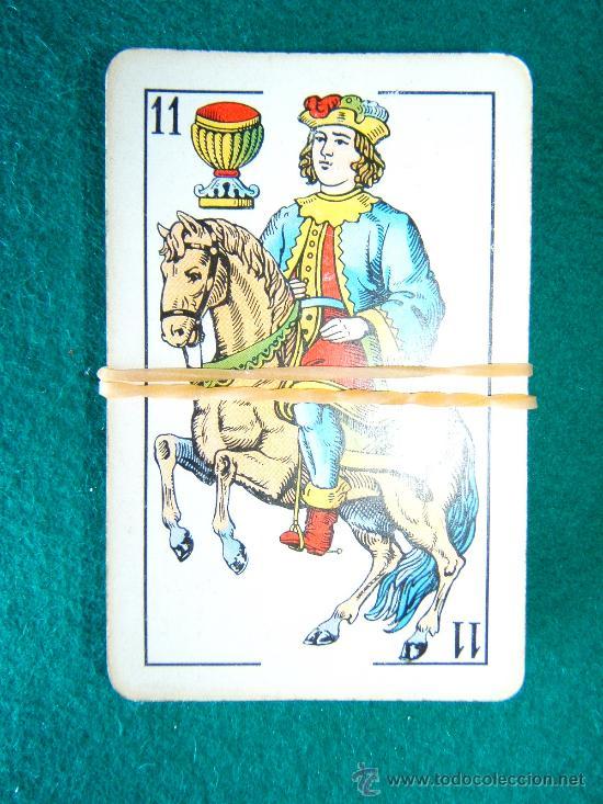 5 BARAJAS DE CARTAS ESPAÑOLAS - TAMAÑO CLASICO - DIFERENTES - DECADAS 1980/1990. (Juguetes - Juegos - Juegos de Mesa)