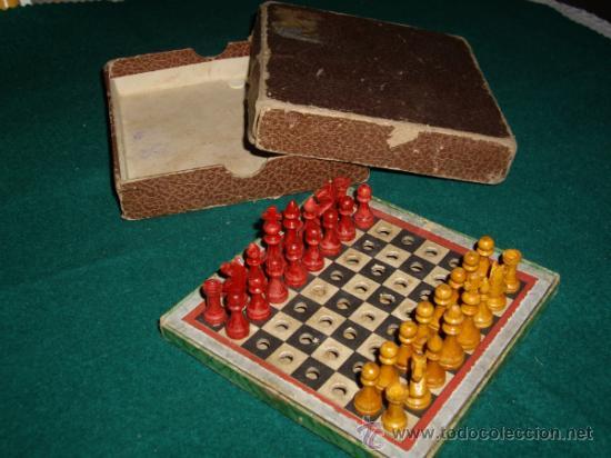 Juegos de mesa: AJEDREZ - DAMAS - Foto 6 - 37012948