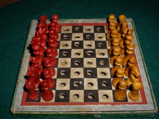 Juegos de mesa: AJEDREZ - DAMAS - Foto 8 - 37012948