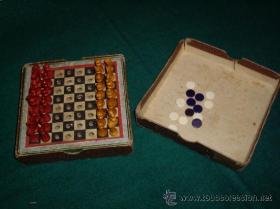 Juegos de mesa: AJEDREZ - DAMAS - Foto 5 - 37012948