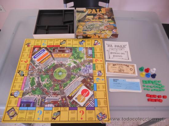 Juego Cefa El Pale Anos 80 Comprar Juegos De Mesa Antiguos En