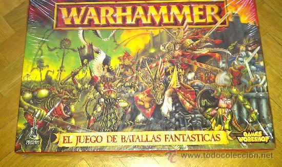 Warhammer El Juego De Batallas Fantasticas 1 Comprar Juegos De