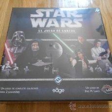 Juegos de mesa: JUEGO DE CARTAS - STAR WARS LCG - CAJA BÁSICA - EDGE - FF. Lote 37226426