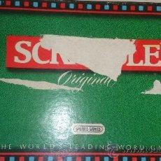Juegos de mesa: SCRABBLE ORIGINAL AÑO 88. Lote 37290893