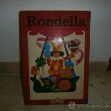 Juegos de mesa: RONDELLA - ANTIGUO JUEGO RONDELLA EDUCA-RADENSBURGER, 111-1. Lote 37303009