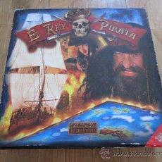 Juegos de mesa: JUEGO DE MESA - EL REY PIRATA - JUEGOS DINOVA. Lote 37501386