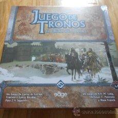 Juegos de mesa: JUEGO DE CARTAS - JUEGO DE TRONOS LCG - CAJA BÁSICA - PRIMERA EDICIÓN - EDGE - FFG. Lote 37503256