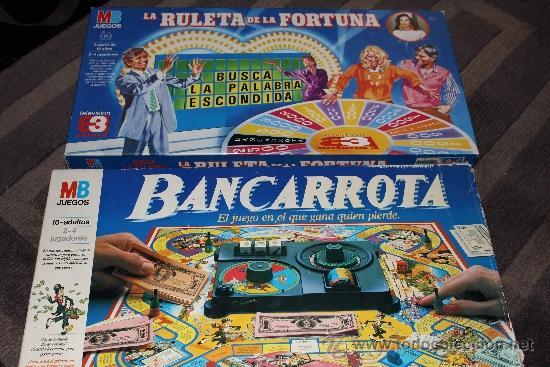 Lote De 3 Juegos De Mesa Mb Anos 80 Y 90 La Rul Comprar Juegos De