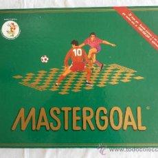 Juegos de mesa: JUEGO DE MESA MASTERGOAL ESTRATEGIA FUTBOL. Lote 37613680