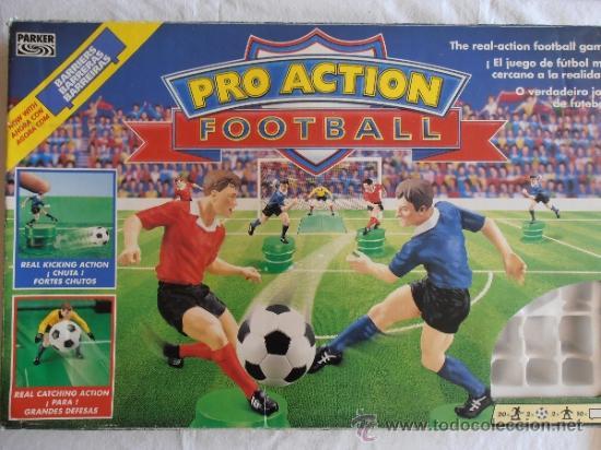 Juego de mesa pro action futbol parker comprar juegos de for Juego de mesa de futbol