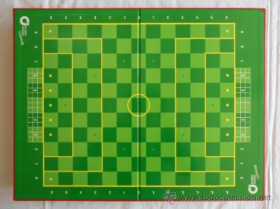 Juegos de mesa: JUEGO DE MESA MASTERGOAL ESTRATEGIA FUTBOL - Foto 6 - 37613680