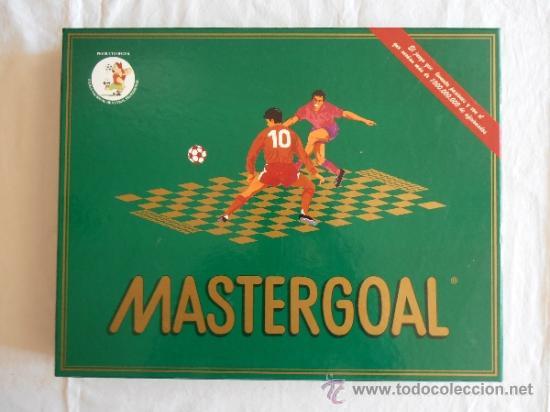 Juegos de mesa: JUEGO DE MESA MASTERGOAL ESTRATEGIA FUTBOL - Foto 7 - 37613680