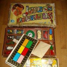 Juegos de mesa: JUEGOS REUNIDOS GEYPER 35. Lote 37635397