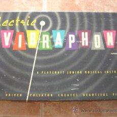 Juegos de mesa: ELECTRIC VIBRAPHONE DE PLAYCRAF COMPLETO. Lote 37682093