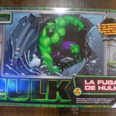 Juegos de mesa: LA FUGA DE HULK.JUEGO DE MESA.ESPAÑA,POPULAR DE JUGUETES AÑO 2003.NUEVO Y RETRACTILADO DE ORIGEN.. Lote 134607199