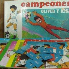 Juegos de mesa: JUEGO DE MESA - OLIVER Y BENJI CAMPEONES - FALOMIR 1990 REF: 8600 ¡¡CASI COMPLETO¡¡¡. Lote 37736723