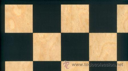 Juegos de mesa: Conjunto de ajedrez de madera Staunton J-27. Piezas FS-5 y Tablero TNS-48E - Foto 3 - 37816201