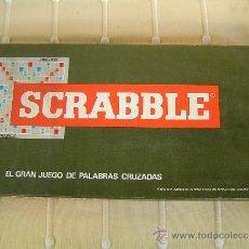 Juegos de mesa: JUEGO DE MESA SCRABBLE. ( SIN USAR ). Lote 37982287