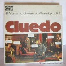 Juegos de mesa: JUEGO CLUEDO, DE PARKER, EN CAJA. CC. Lote 66293550