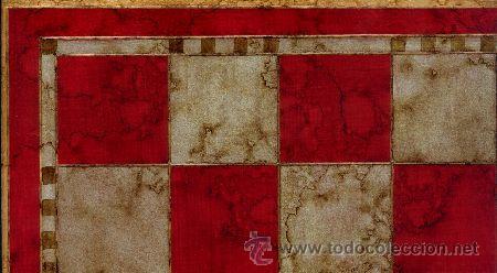 Juegos de mesa: Conjunto de ajedrez de madera Staunton Europa rojo/plata J-22/R. Piezas FSE-5R y Tablero TPOL-44R - Foto 2 - 38081615