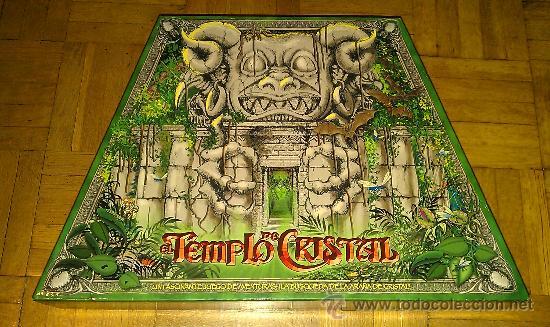 Juego De Mesa La Maldicion Del Templo De Crista Comprar Juegos De