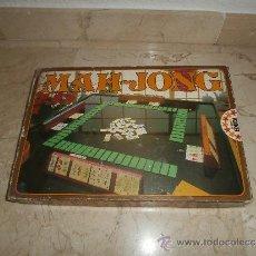 Juegos de mesa: JUEGO CHINO MAH-JONG (INCOMPLETO), 111-1. Lote 38463467