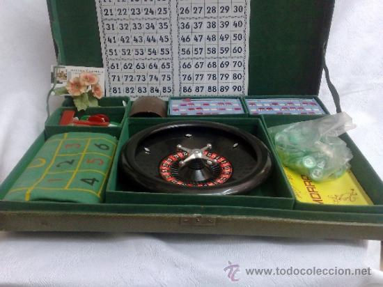 Juegos de mesa: CREAZIONI MULTIPLAY,- FIRENZE, ITALIA. ANTIGUO ESTUCHE DE JUEGOS DE MESA VARIADOS. - Foto 26 - 38656771