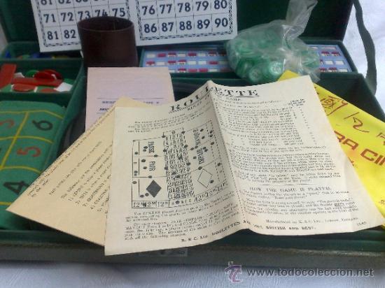 Juegos de mesa: CREAZIONI MULTIPLAY,- FIRENZE, ITALIA. ANTIGUO ESTUCHE DE JUEGOS DE MESA VARIADOS. - Foto 13 - 38656771