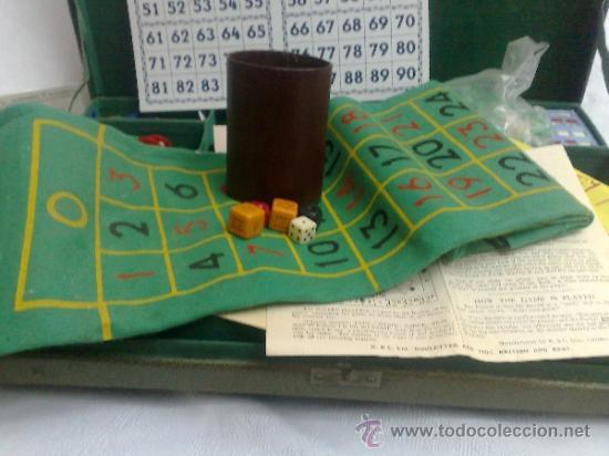 Juegos de mesa: CREAZIONI MULTIPLAY,- FIRENZE, ITALIA. ANTIGUO ESTUCHE DE JUEGOS DE MESA VARIADOS. - Foto 4 - 38656771