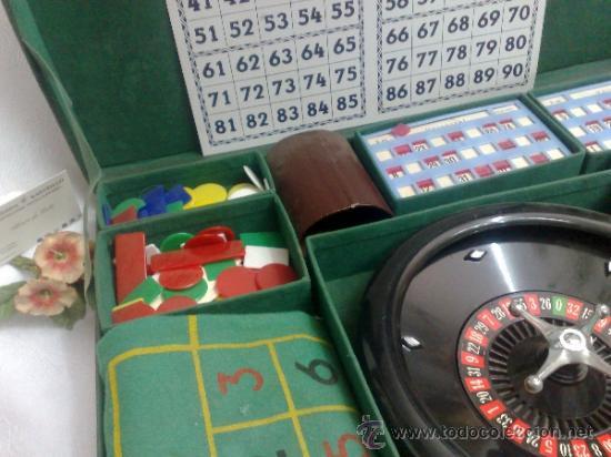 Juegos de mesa: CREAZIONI MULTIPLAY,- FIRENZE, ITALIA. ANTIGUO ESTUCHE DE JUEGOS DE MESA VARIADOS. - Foto 9 - 38656771