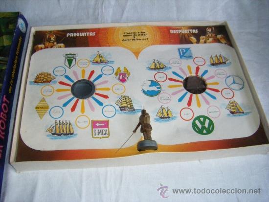Juegos de mesa: SUPER ROBOT - JUEGO DE MESA EFA - Foto 2 - 38720576
