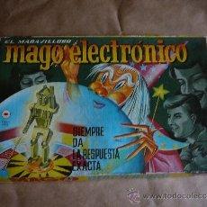 Juegos de mesa: EL MAGO ELECTRÓNICO. Lote 38805819
