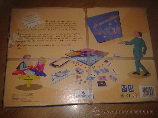 Juegos de mesa: LO QUE NECESITAS ES AMOR - Foto 2 - 38808333
